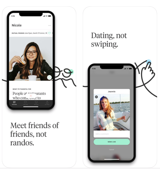 dating for friends app
